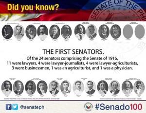 First Senators